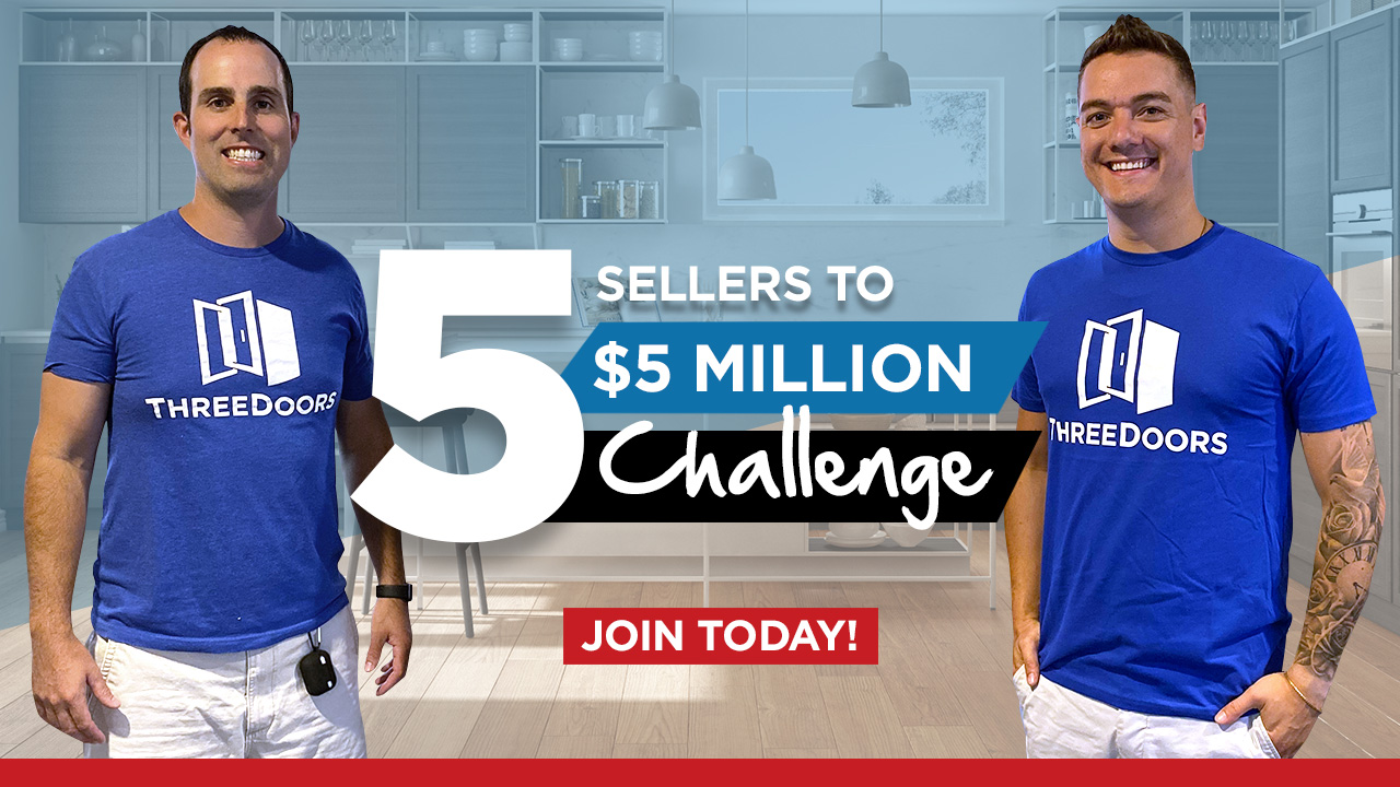 Join the 5 Leads To $5 Million Challenge